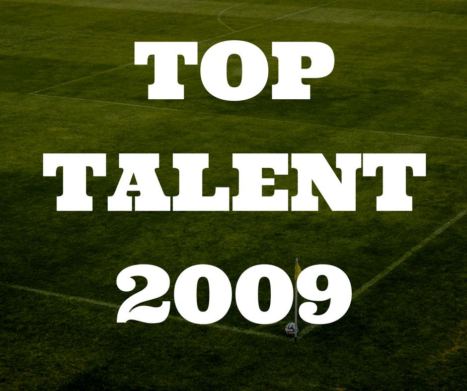 III miejsce zespołu Top Talent 2009 w MLT Cup 2018