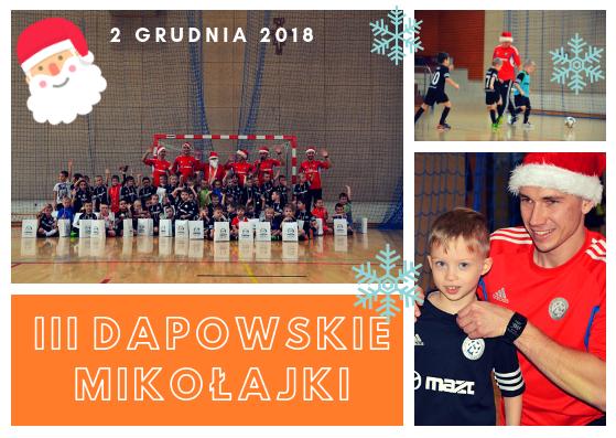 III Mikołajki DAPowskie - terminarz!